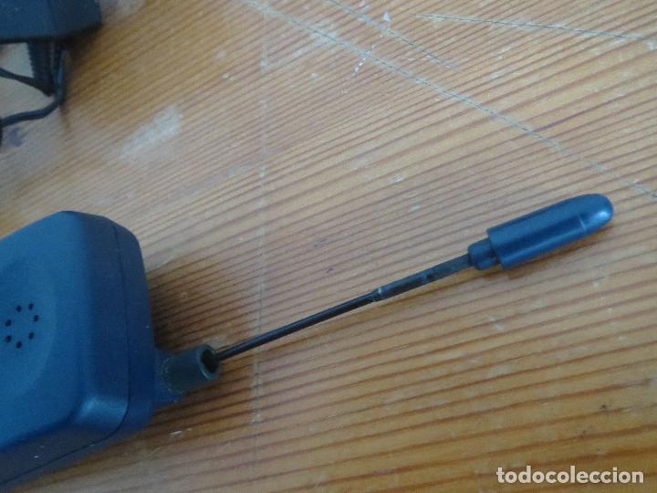 Segunda Mano: TELEFONO MOVIL NEC MPSB2F1-1C CLASE 4 AÑOS 90 USADO LA BATERIA NO CARGA. - Foto 5 - 97810231