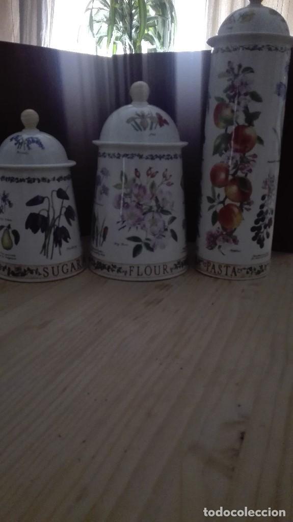 botes cocina porcelana dunoon reino unido - Comprar artículos de ...
