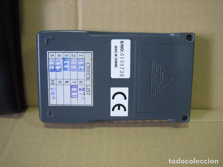 Segunda Mano: Balanza de precisión Jadever JKD-250x0,05 gr. Taiwán.Puede estar averiada - Foto 5 - 98761803