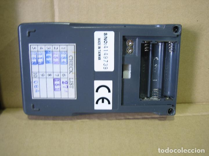 Segunda Mano: Balanza de precisión Jadever JKD-250x0,05 gr. Taiwán.Puede estar averiada - Foto 6 - 98761803