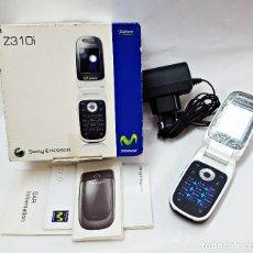 Segunda Mano: TELEFONO MOVIL SONY-ERICSSON Z310I DE MOVISTAR.. Lote 99176091