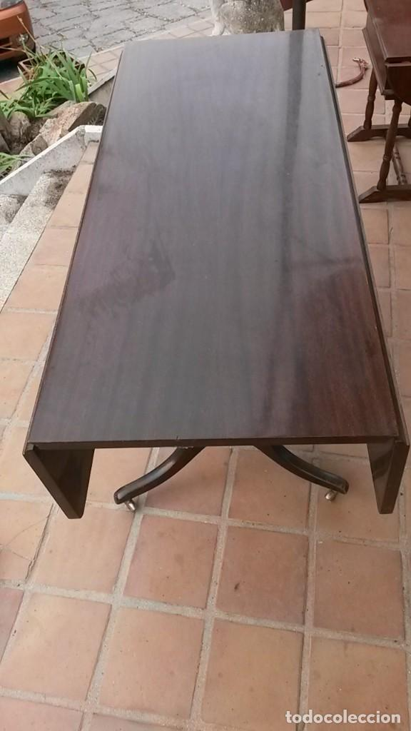 Mesa Convertible De Madera En Mesa De Centro Ba Sold Through Direct Sale 99271195