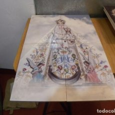 Segunda Mano - MOSAICO DE AZULEJOS DE LA VIRGEN 60 X 40 CM - 102062203
