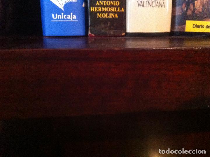 Segunda Mano: LIBRERÍA EN MADERA DE CAOBA - Foto 5 - 102713503