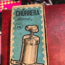 Segunda Mano: CHURRERA BERNAR COD.49. Lote 103913911