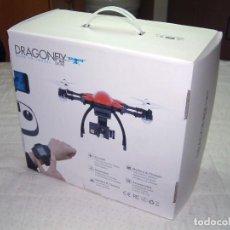 Segunda Mano: DRONE SIMTOO DRAGONFLY 4K UHD CAMERA FOLDAWAY ARMS FOLLOW ME POINT OF INTEREST. Lote 103928907