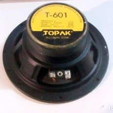 Segunda Mano: ALTAVOZ TOPAK T-601. Lote 103930723