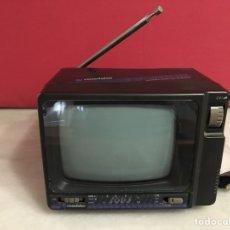 """Segunda Mano: ANTIGUA TELEVISIÓN PORTÁTIL B/N. 5"""". FUNCIONANDO. Lote 104027044"""