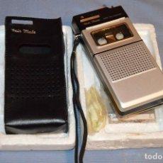 Segunda Mano: FAIR MATE CS-696 JAPAN - SUPER MINI RECORDER - AÑOS 70 - NUEVA / NOS - ¡IMPRESIONANTE!. Lote 104803827
