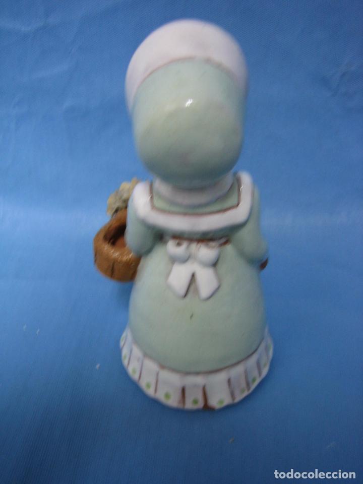 Segunda Mano: Muñeca de cerámica marca Jullar - Foto 3 - 105279483