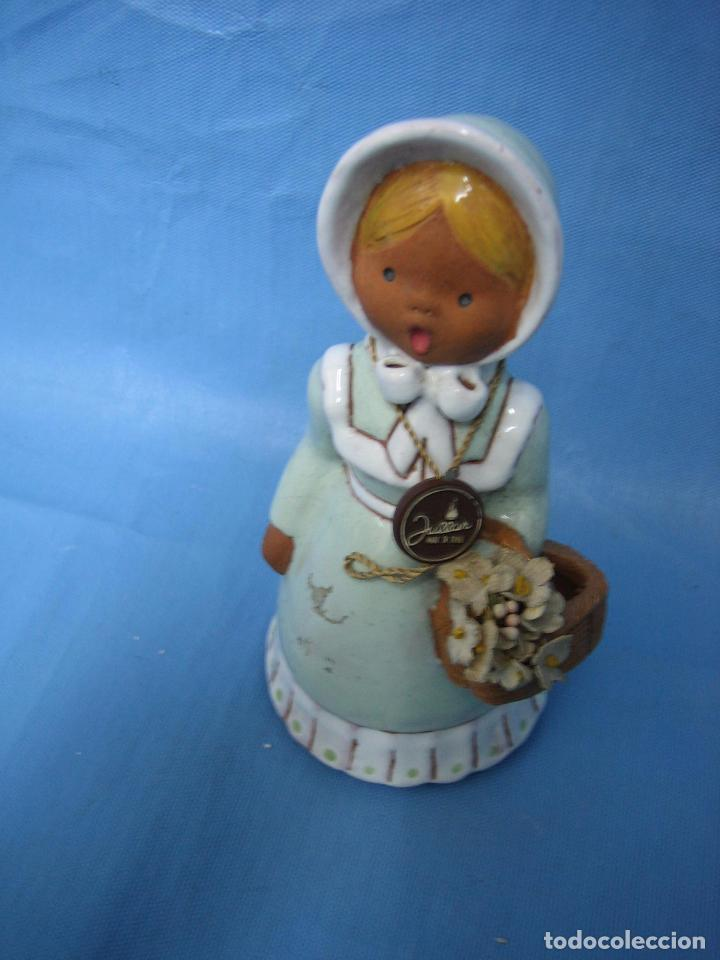 Segunda Mano: Muñeca de cerámica marca Jullar - Foto 5 - 105279483