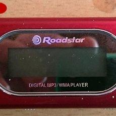 Segunda Mano: MINI MP3 WMA DIGITAL PLAYER ROADSTER AÑO 2008 SERIE DESCATALOGADA . Lote 105532175