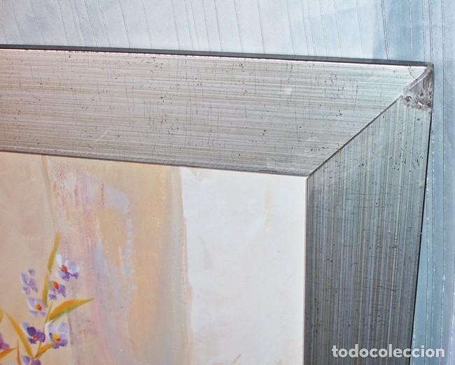 Segunda Mano: LOTE DOS CUADROS MODERNOS - ACRILICOS - Foto 7 - 105571803