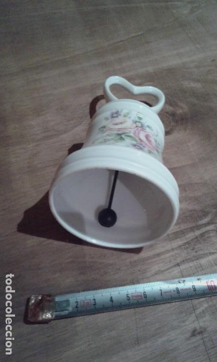 Segunda Mano: Pequeña campana de ceramica - Foto 3 - 71566455