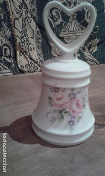 Segunda Mano: Pequeña campana de ceramica - Foto 7 - 71566455