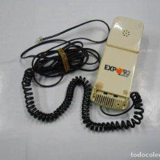 TELEFONO FIJO DE LA EXPO DE SEVILLA 92. 1992. FUNCIONANDO. MARCA TELYCO. PB30