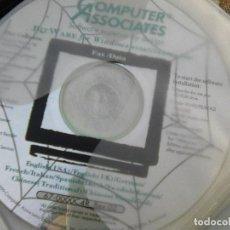 Segunda Mano: DISCO CD... COMPUTER ASSOCIATES BIT WARE - SOFTWARE SUPEIROR DESIGN. Lote 107930555