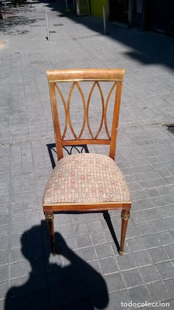 6 sillas y mesa de comedor - Kaufen Artikel für Heim und Dekoration ...