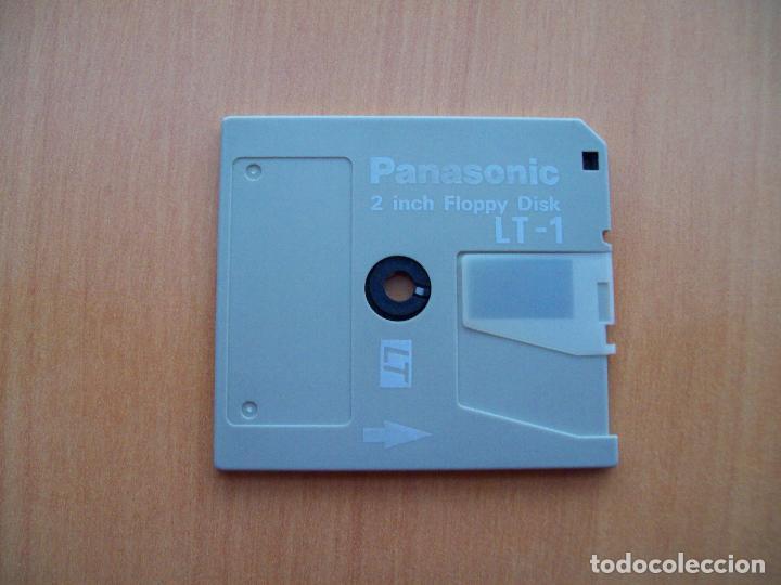 Segunda Mano: Panasonic Floppy Disk LT-1. Tamaño 2 pulgadas (disquette, disquete, diskete, diskette) - Foto 2 - 109163479