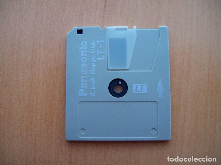 Segunda Mano: Panasonic Floppy Disk LT-1. Tamaño 2 pulgadas (disquette, disquete, diskete, diskette) - Foto 5 - 109163479