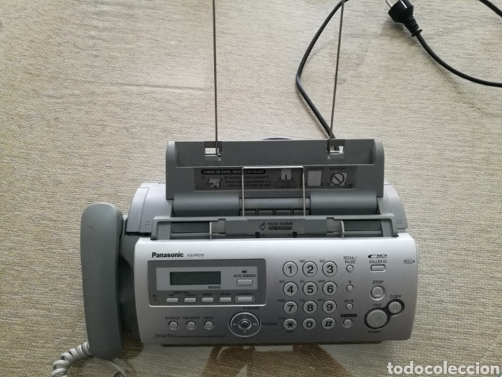 FAX KX-FP 215 (Segunda Mano - Artículos de electrónica)