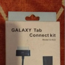 Segunda Mano: GALAXY TAB CONECT KIT. Lote 110518811