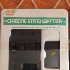 Segunda Mano: CARGADOR BATERIA Y BATERIA XBOX 360. Lote 121493663