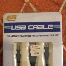 Segunda Mano: CABLE USB PSP. Lote 110522459