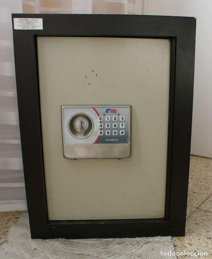 Caja fuerte btv con llave y combinacion electro comprar - Caja fuerte btv ...