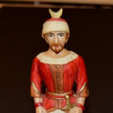 D'Occasion: FIGURA - GIGANTE PAMPLONA - SAN FERMINES - ARABE. Lote 111280815