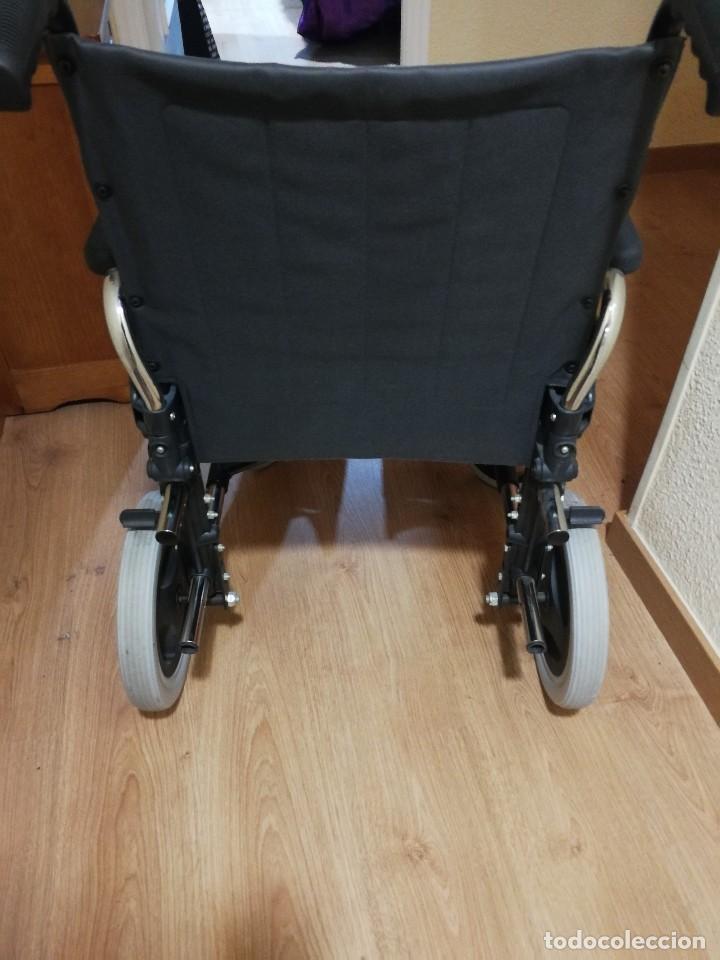 silla de ruedas sunrise medical segunda mano