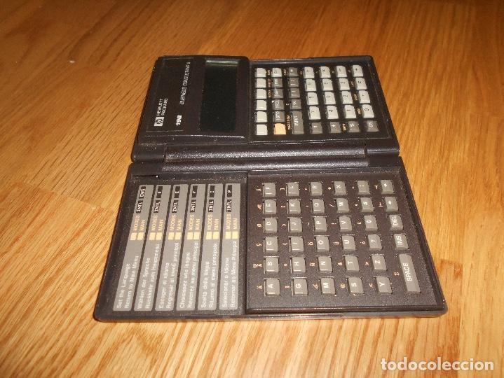 Segunda Mano: Calculadora Hewlett Packard HP 19B AMERICANA 19 B RARA FUNCIONANDO RARA DOS MODULOS - Foto 5 - 112336335