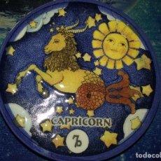 Segunda Mano: PLATILLO CON FIGURA DE HOROSCOPO. CAPRICORNIO.. Lote 112828619