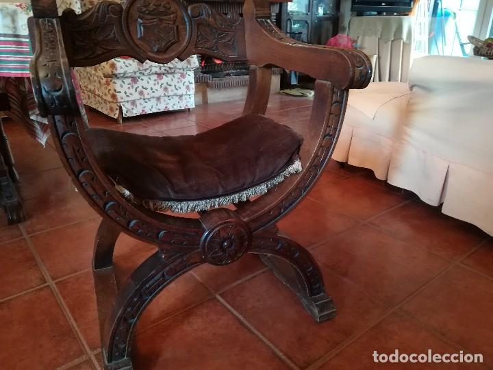 Comedor estilo castellano madera maciza de robl comprar - Garajes de madera de segunda mano ...