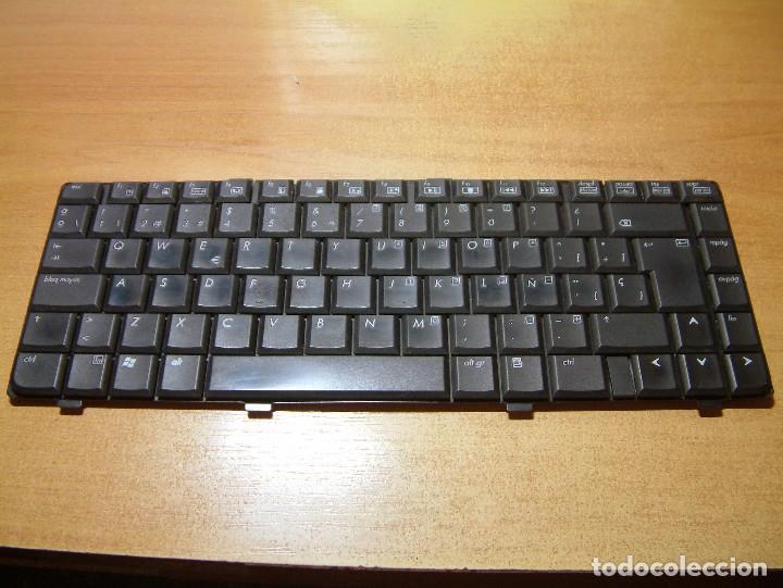 Teclado ordenador y pieza portátil HP Pavilion DV6000 segunda mano