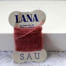 Segunda Mano: BOVINA DE LANA S.A.U-VINTAGE. Lote 113491403
