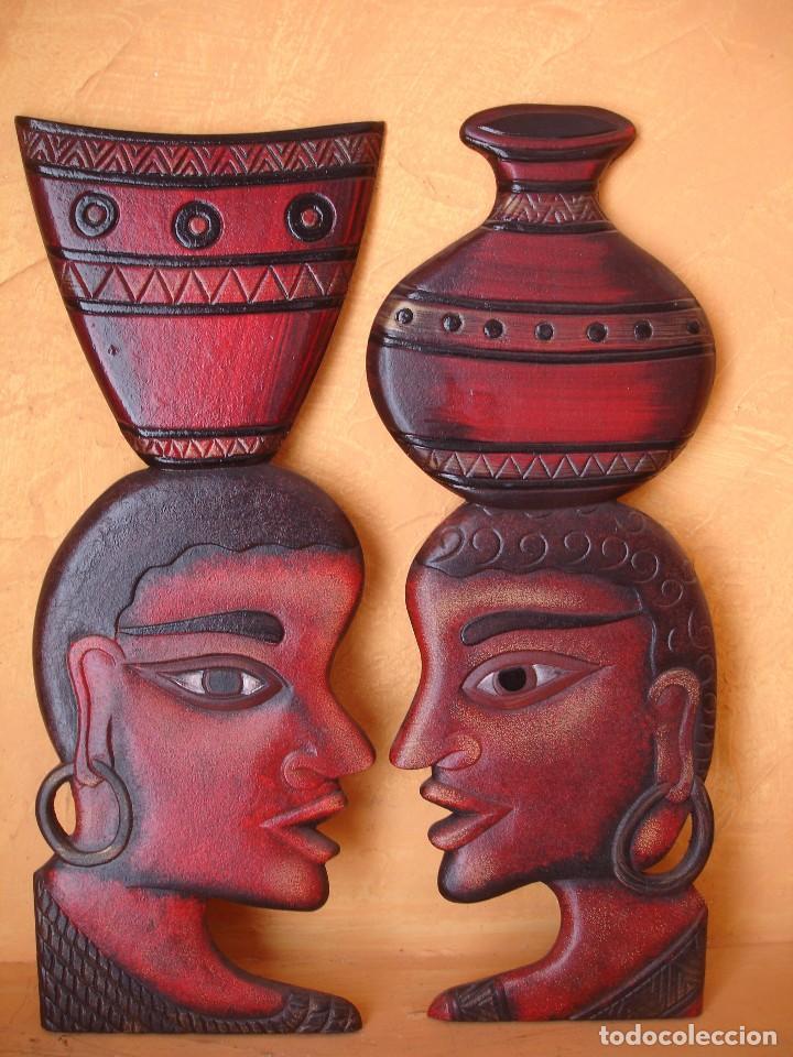 Hogar Africanas Artículos Mascaras De Comprar Segunda 50cm Mano hsQCxdtBr