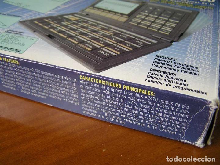 Segunda Mano: CALCULADORA FINANCIERA ANTIGUA CASIO FC-1000 FC1000 FUNCIONANDO FINANCIAL CONSULTANT FC 1000 - Foto 38 - 173508574