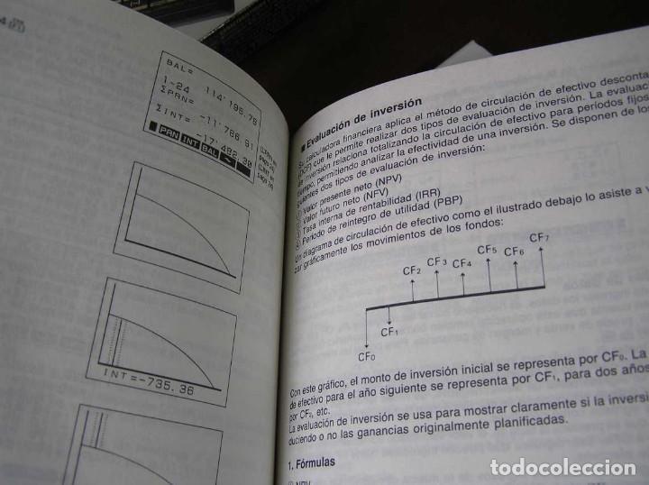 Segunda Mano: CALCULADORA FINANCIERA ANTIGUA CASIO FC-1000 FC1000 FUNCIONANDO FINANCIAL CONSULTANT FC 1000 - Foto 12 - 173508574