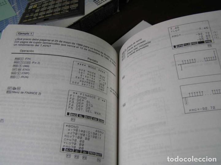 Segunda Mano: CALCULADORA FINANCIERA ANTIGUA CASIO FC-1000 FC1000 FUNCIONANDO FINANCIAL CONSULTANT FC 1000 - Foto 14 - 173508574