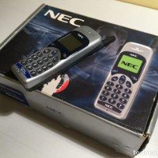 Segunda Mano: TELÉFONO MÓVIL NEC DB1400 MP5J1R2-1A MOVISTAR SIN CARGADOR. Lote 115043707