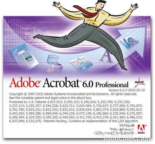 descargar adobe acrobat 6 professional gratis en español