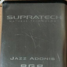Segunda Mano: SUPRATECH JAZZ ADONIS 8GB. Lote 116173812