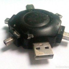 Segunda Mano: ADAPTADOR USB Y MULTICLAVIJAS. Lote 116606927