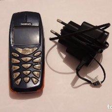 Segunda Mano: ANTIGUO TELEFONO MOVIL NOKIA CON CARGADOR (1). Lote 116652143