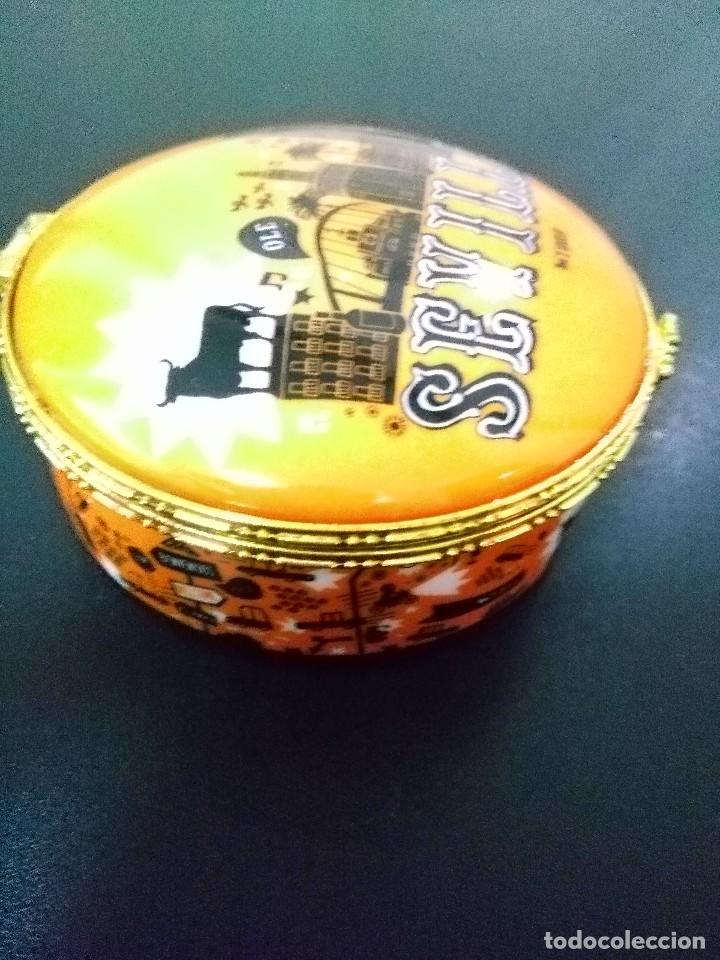 Segunda Mano: Cajita ceramica sevilla by toro - Foto 2 - 116733719