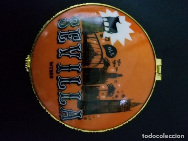 Segunda Mano: Cajita ceramica sevilla by toro - Foto 3 - 116733719