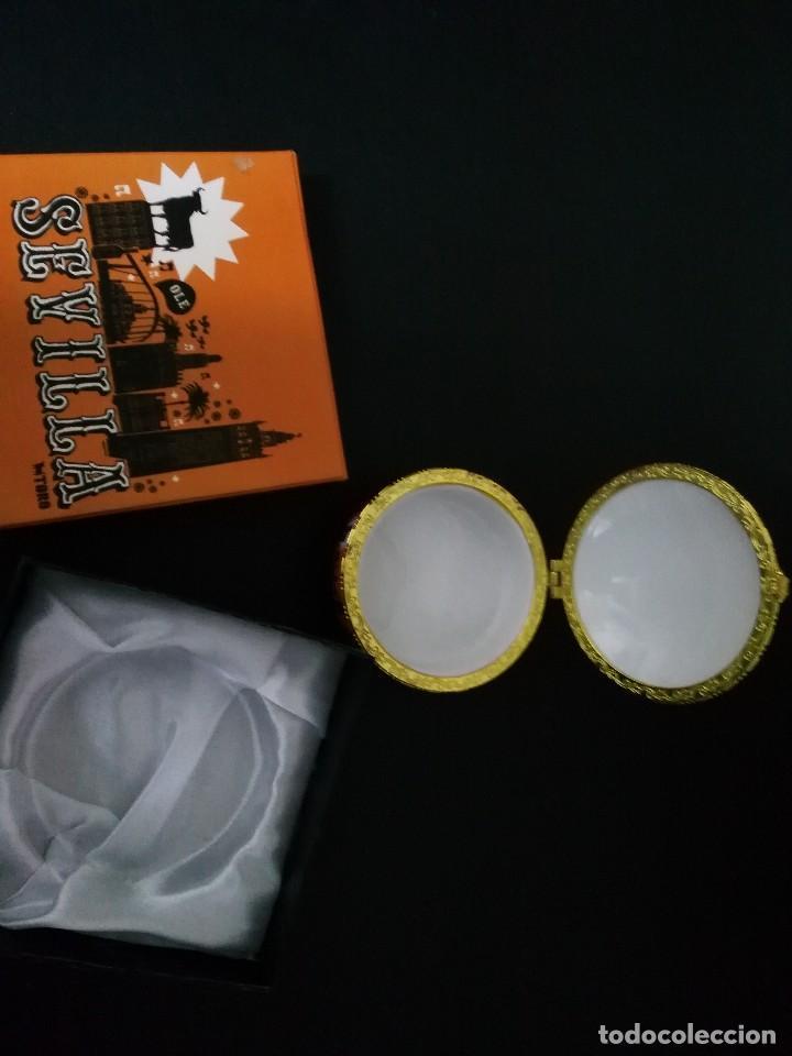 Segunda Mano: Cajita ceramica sevilla by toro - Foto 4 - 116733719
