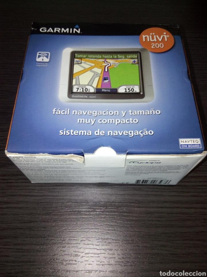 Segunda Mano: Navegador GPS GARMIN NUVI 200 - Foto 3 - 116782524