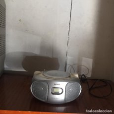 Segunda Mano: RADIO CD PHILIPS AZ 102S MUY BUEN ESTADO Y FUNCIONANDO KREATEN. Lote 151480369